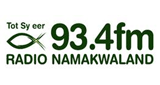 93.4 FM Radio Namakwaland