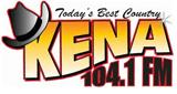 104.1 KENA-FM
