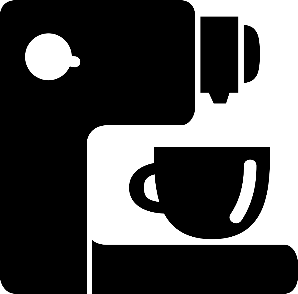 Download Coffee Maker Svg Png Icon Free Download (#365373 ...