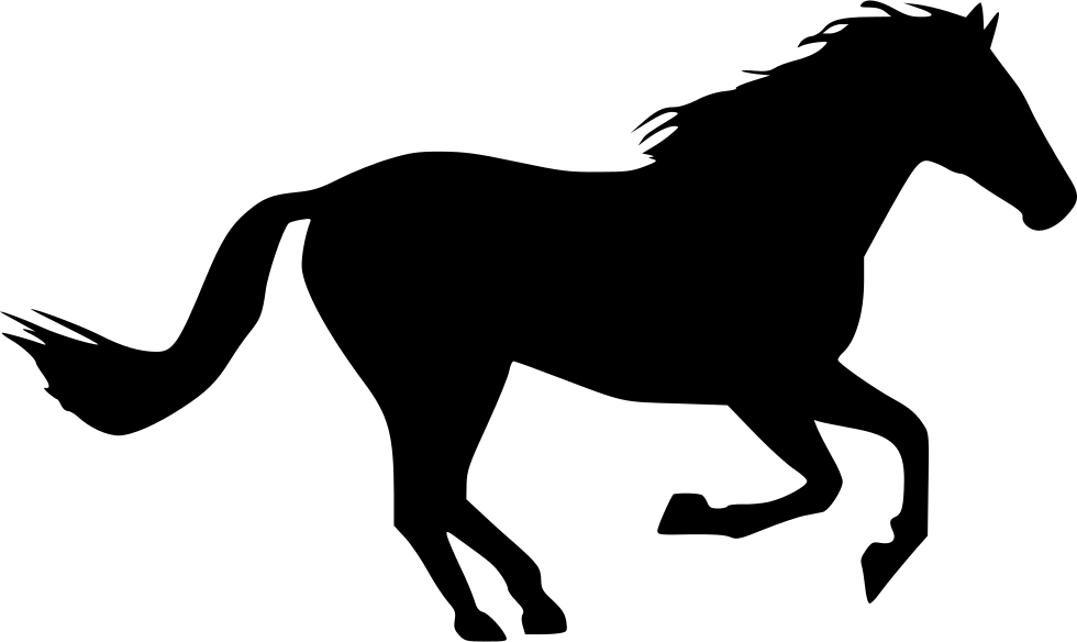 Download Horse Svg Png Icon Free Download (#438628 ...