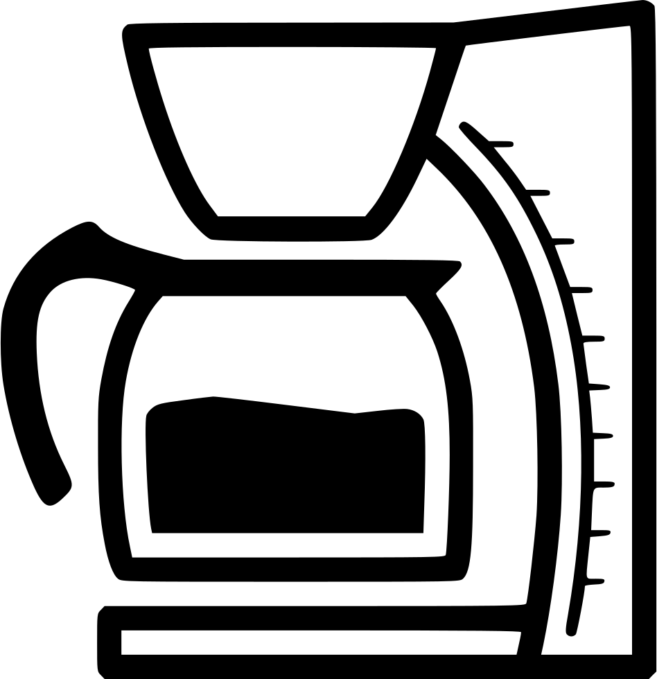 Download Filter Coffee Maker Svg Png Icon Free Download (#477900 ...