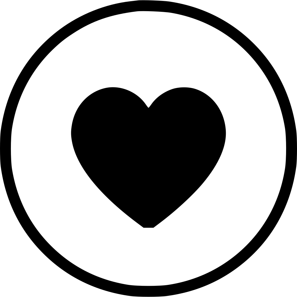 Download Like Love Heart Round Romantic Ui Svg Png Icon Free ...
