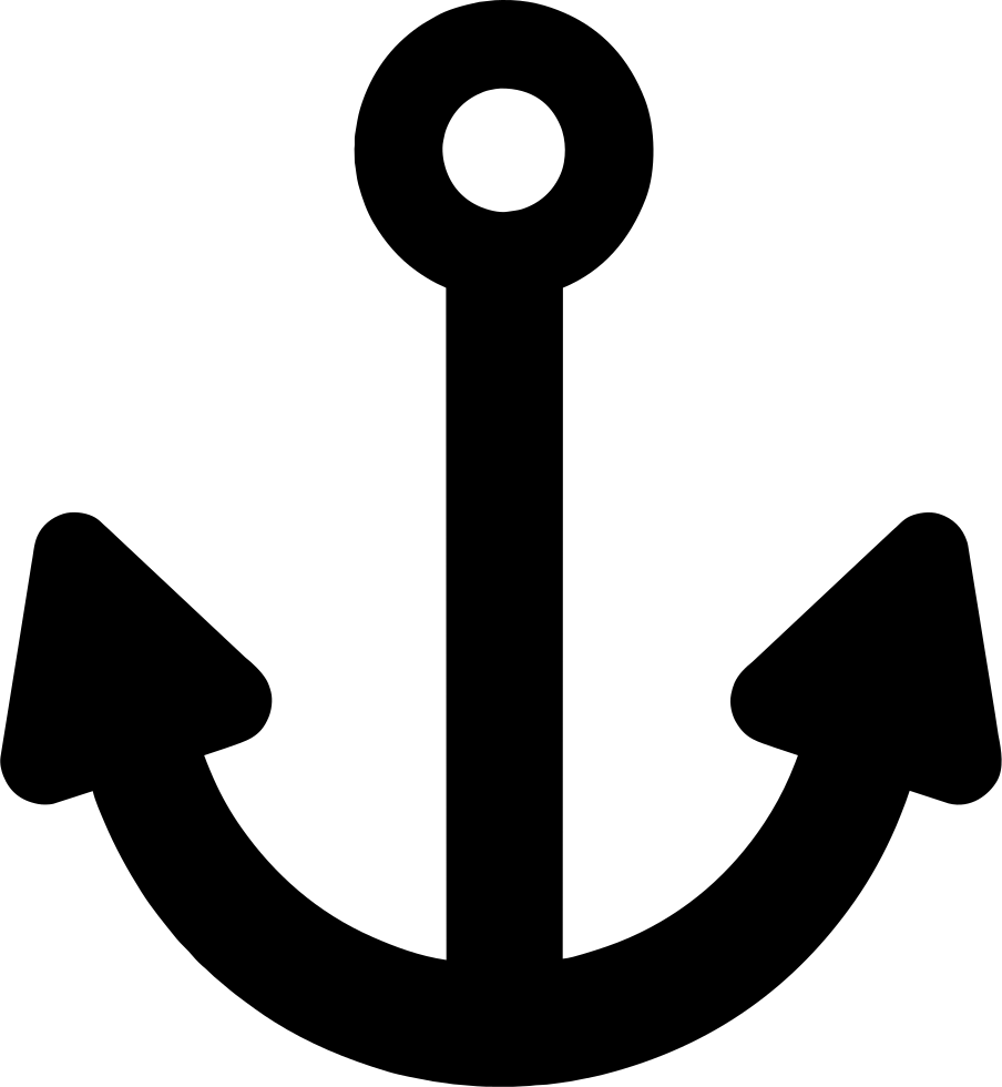 Anchor Svg Png Icon Free Download (#133193 ...