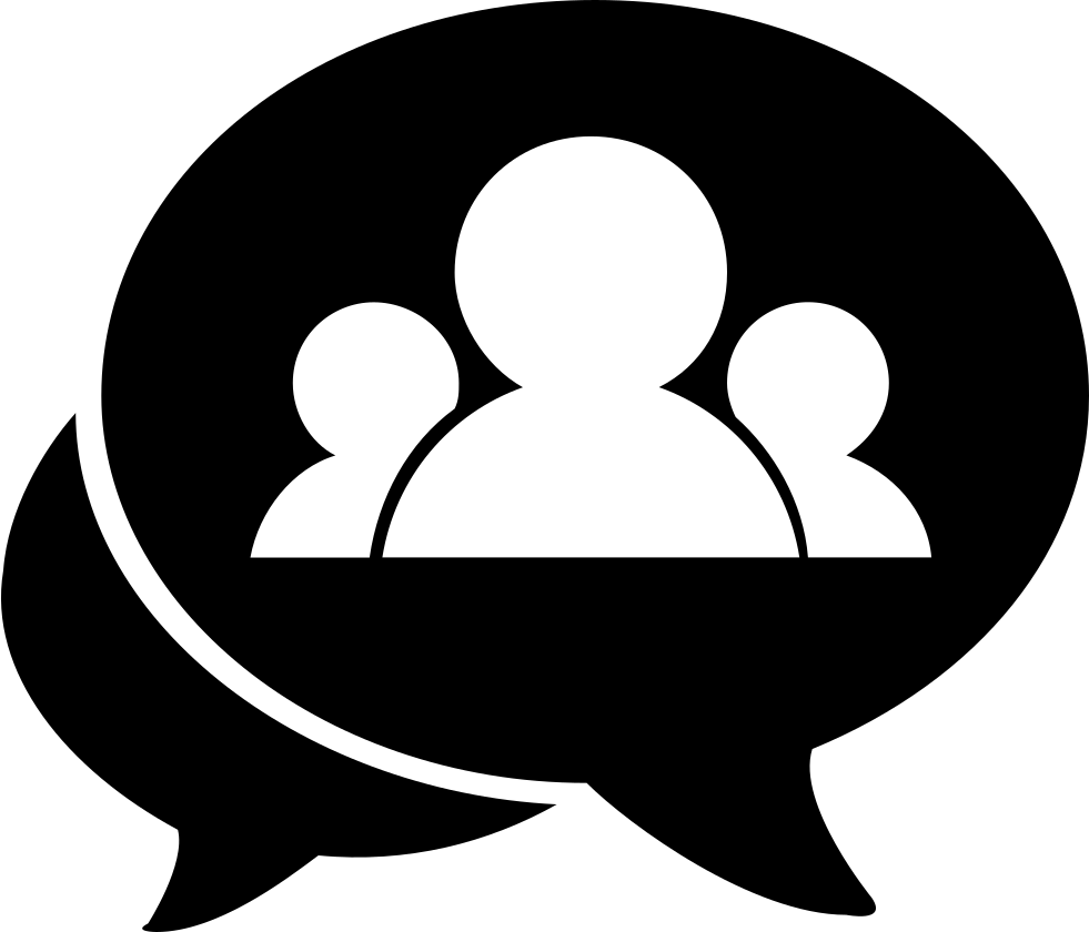 Class Group Chat Svg Png Icon Free Download 170315