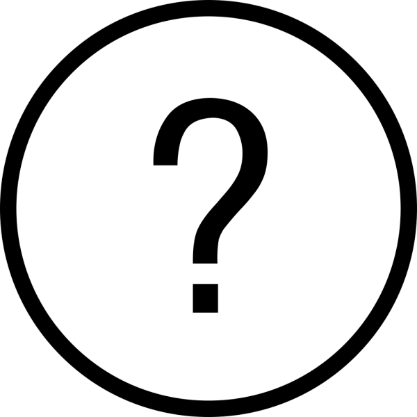 Question Mark Symbol Svg Png Icon Free Download (#25431 ...