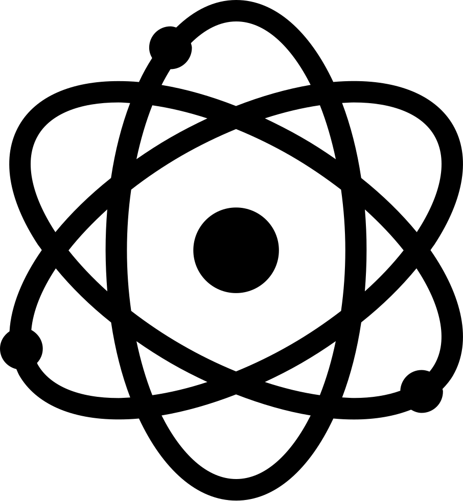 Atom Science Symbol Svg Png Icon Free Download 35266