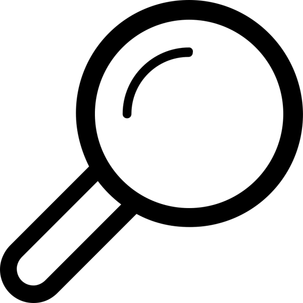 Magnifying Glass Svg Png Icon Free Download (#414322 ...