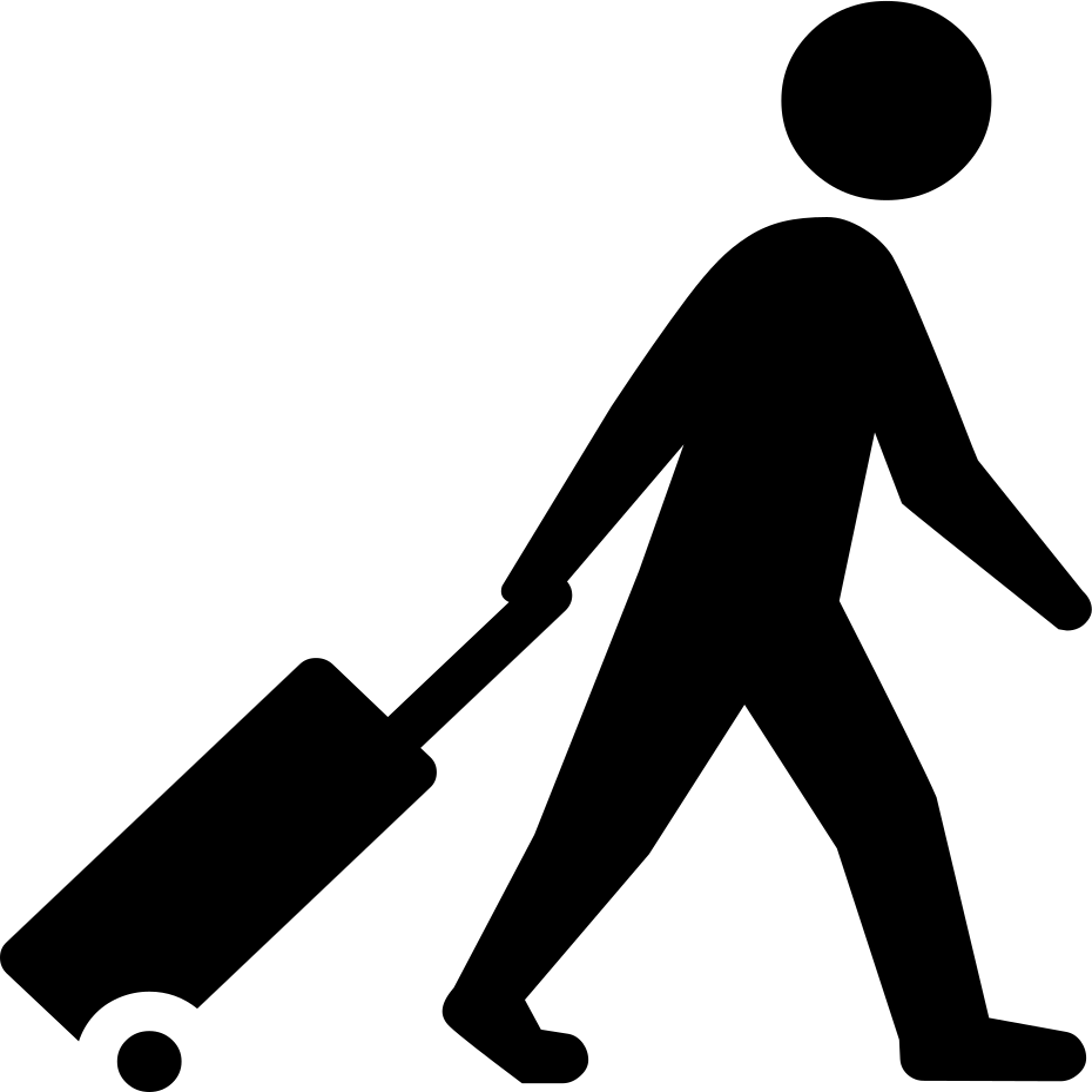 Traveler Svg Png Icon Free Download 426201