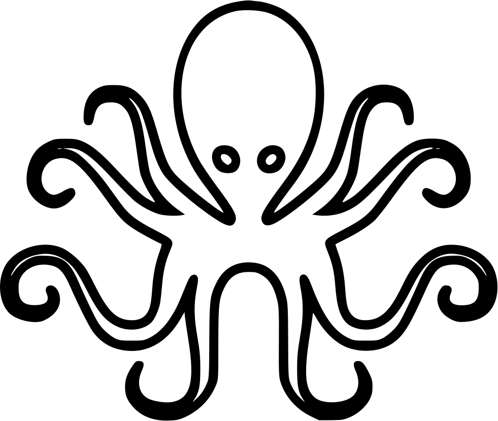 Download Octopus Svg Png Icon Free Download (#438342 ...