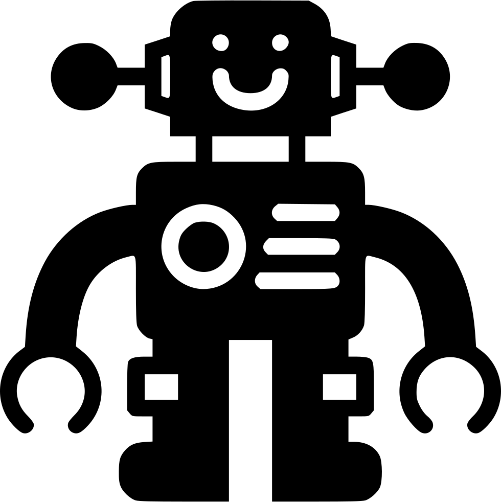 Toy Robot Svg Png Icon Free Download 441576