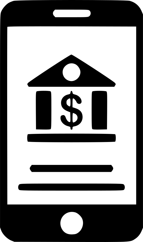 Mobile Banking Svg Png Icon Free Download 454595