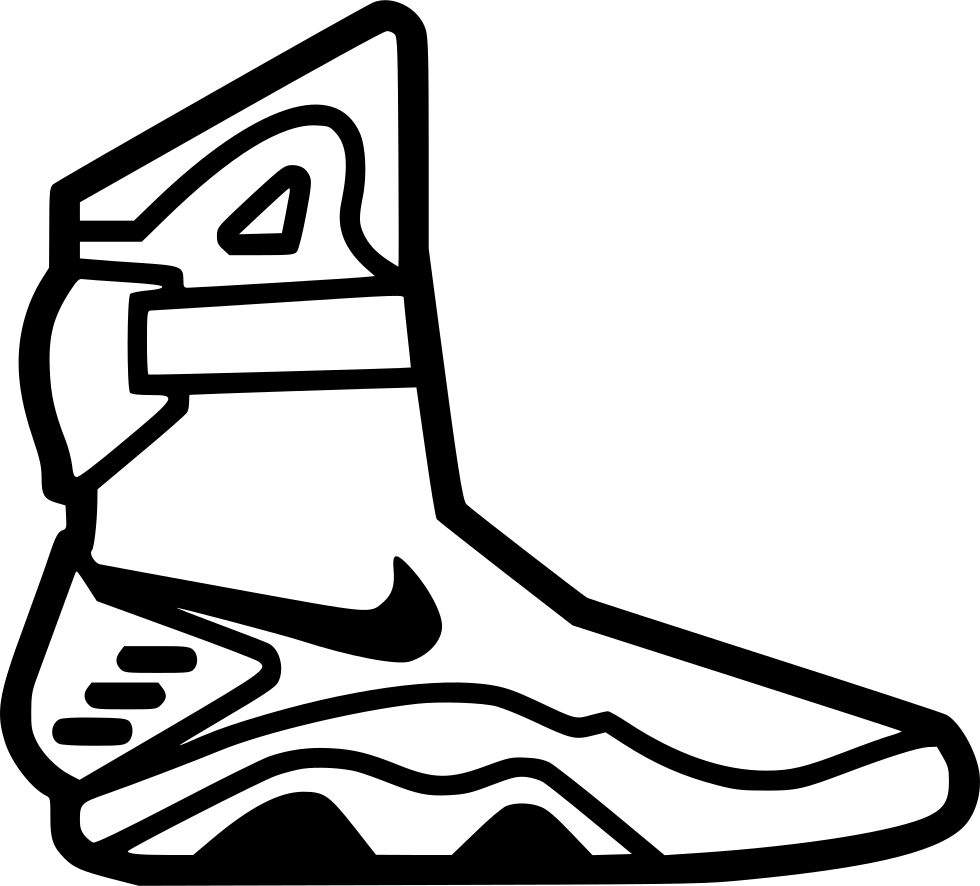 Download Nike Air Mag Svg Png Icon Free Download (#473614 ...