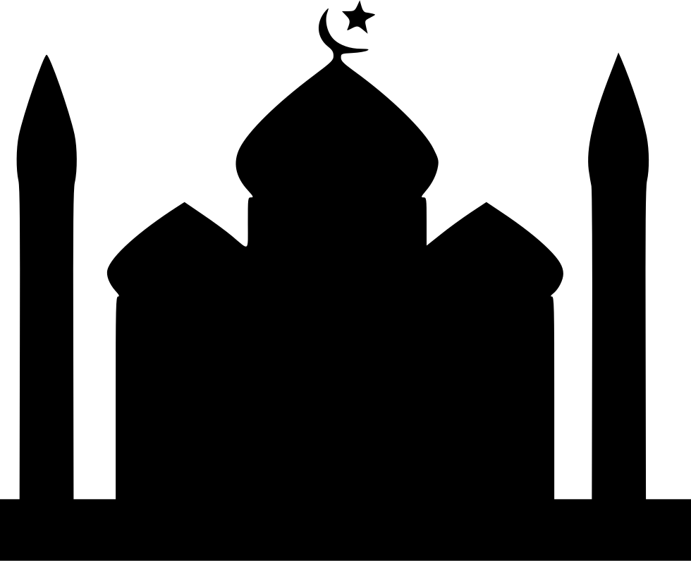 Mosque Islam Pray Muslim Svg Png Icon Free Download