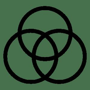 Venn Diagram Svg Png Icon Free Download (#528712