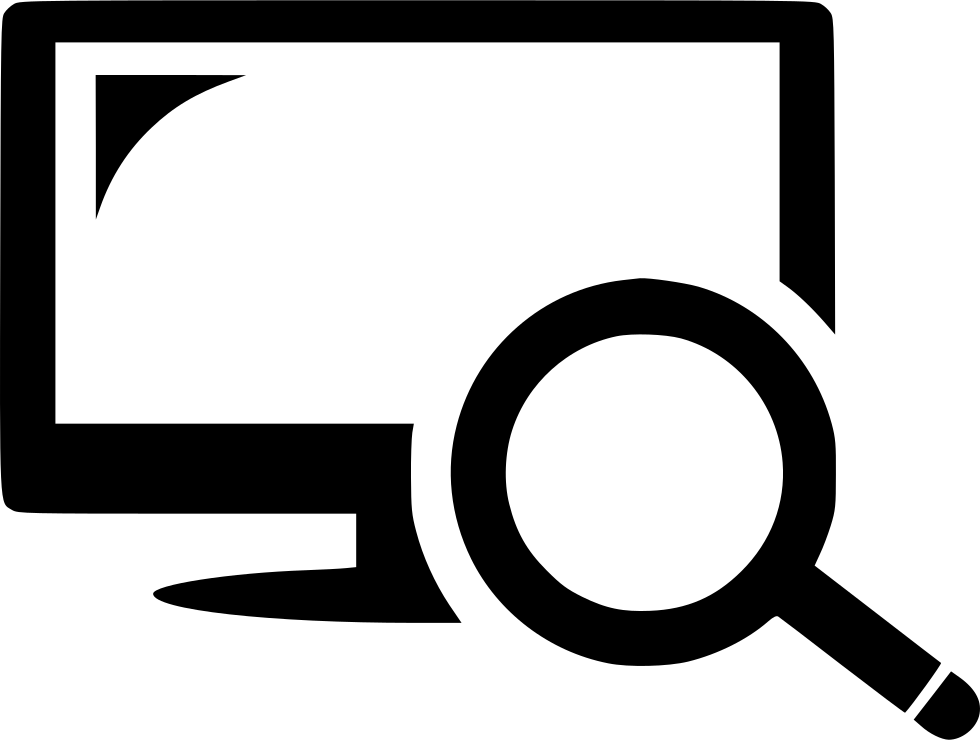 Zoom Magnifier Search Pc Computer Finder Svg Png Icon Free