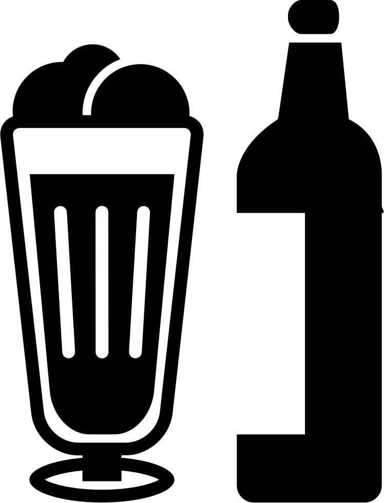 Download Beer In Glass And Bottle Svg Png Icon Free Download ...
