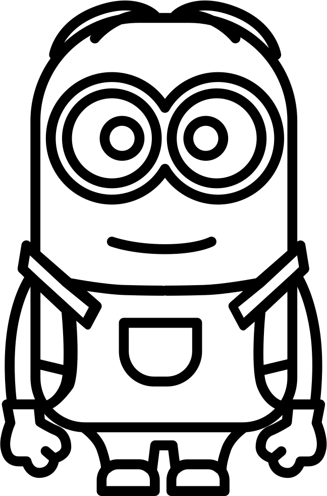 Minions Svg Png Icon Free Download 63359