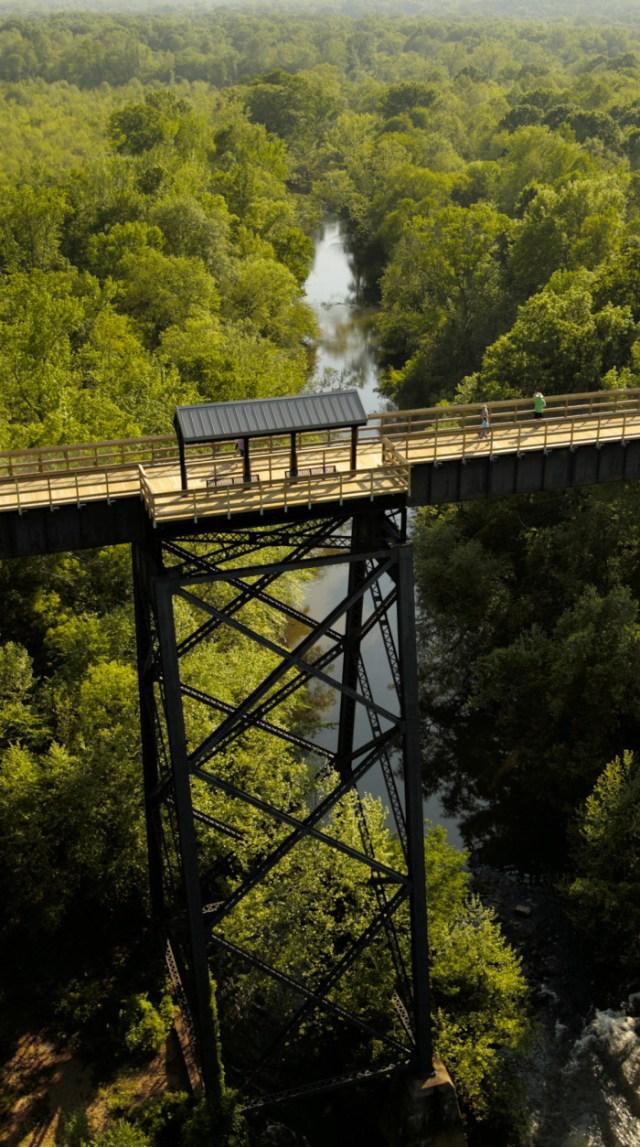7. High Bridge Trail, Farmville (and surrounding areas), Virginia