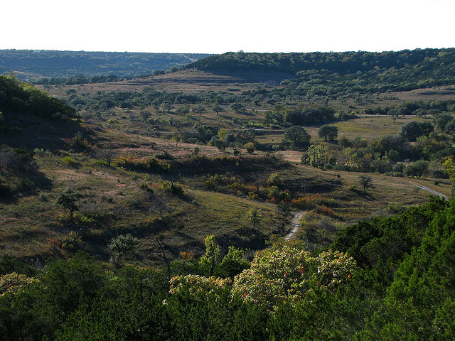 14) Balcones Canyonlands National Wildlife Refuge