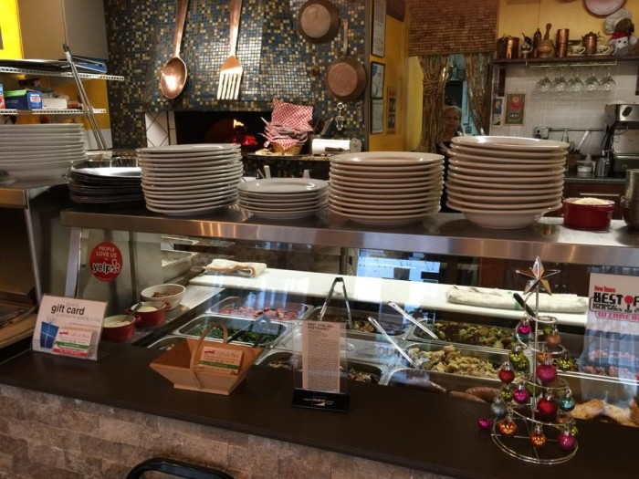 12. Cafe La Buca in Pompano Beach