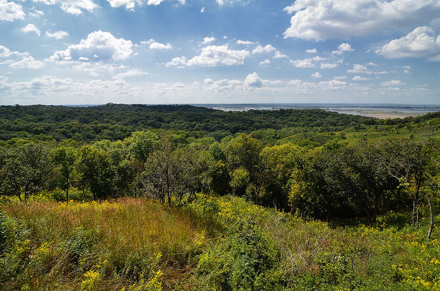 Iowa Hiking Hikes