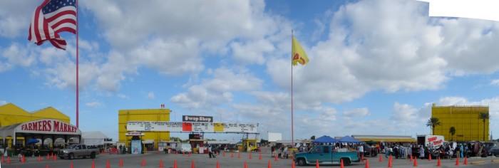 7. Swap Shop Flea Market and Drive-In Theater in Fort Lauderdale, FL