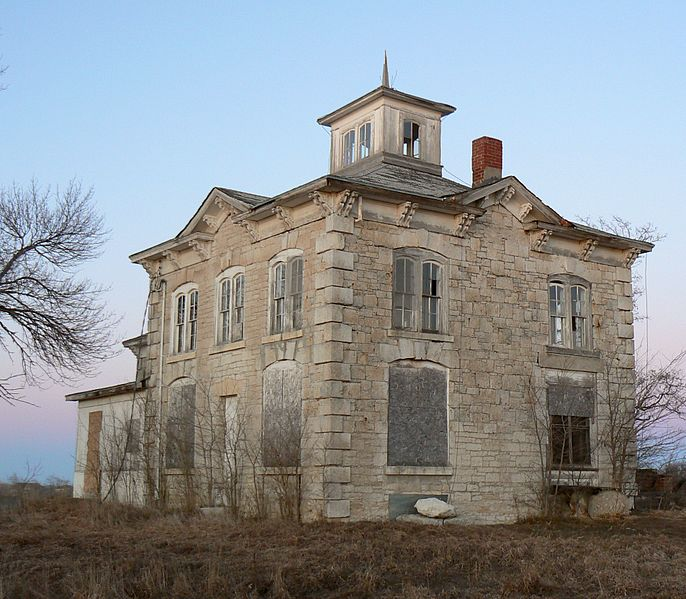 20 Abandoned And Decaying Places In Nebraska