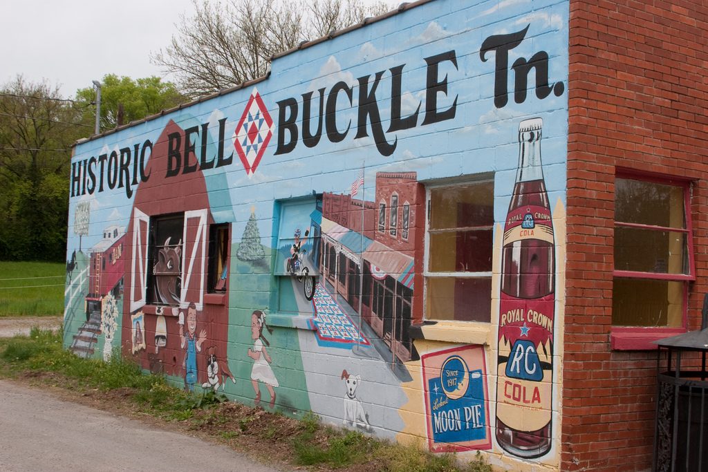 10) Town of Bell Buckle