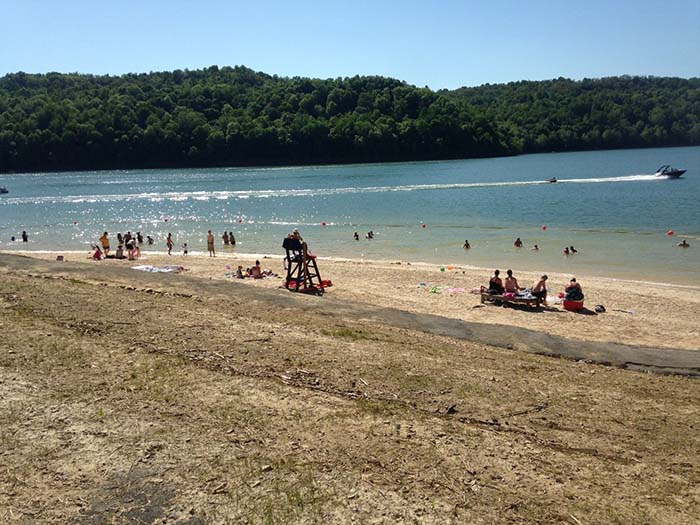 5 West Virginia Beaches That Will Make You Wish For Vacation