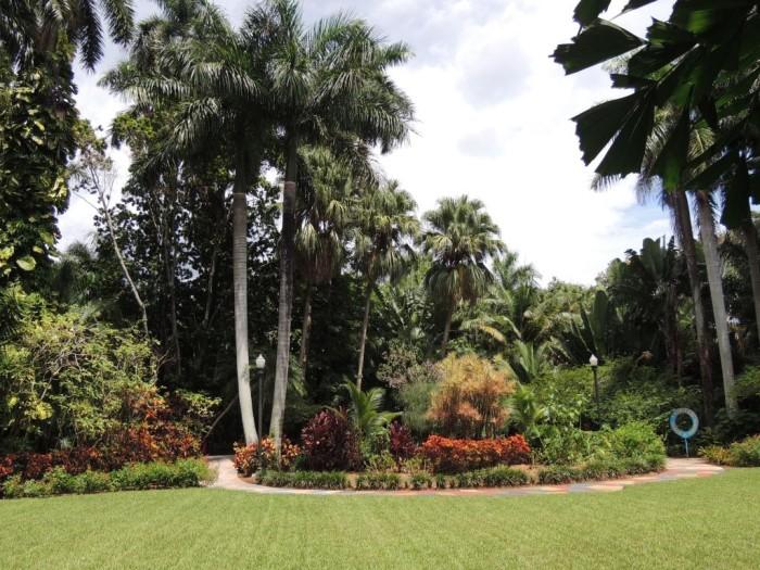 10. Sunken Gardens