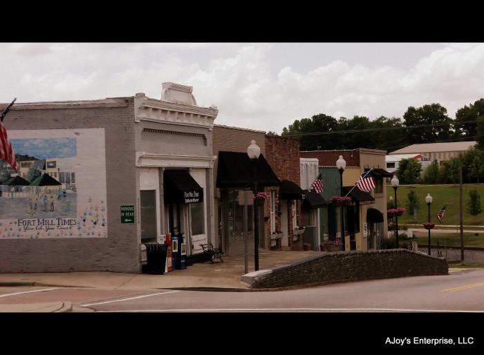 Art Galleries Downtown Charlotte