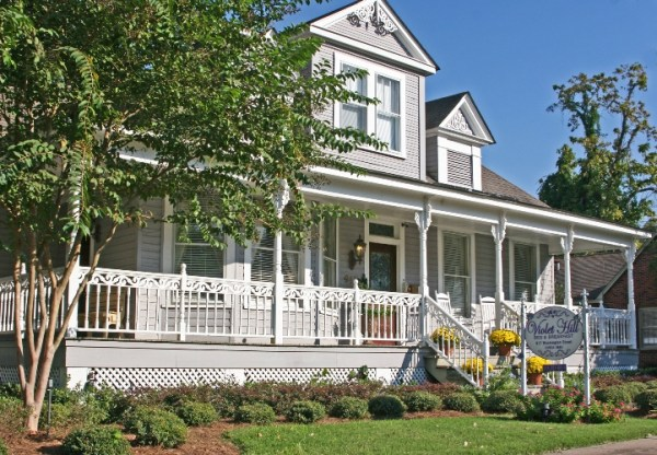 12 Bed and Breakfasts for a Louisiana Weekend Getaway