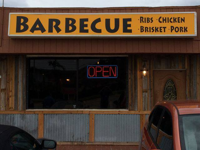 1. Blue Willy's Barbecue