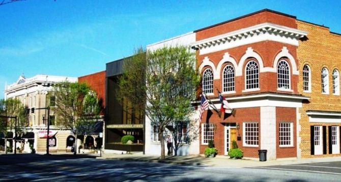 Downtown Restaurants Winston Salem
