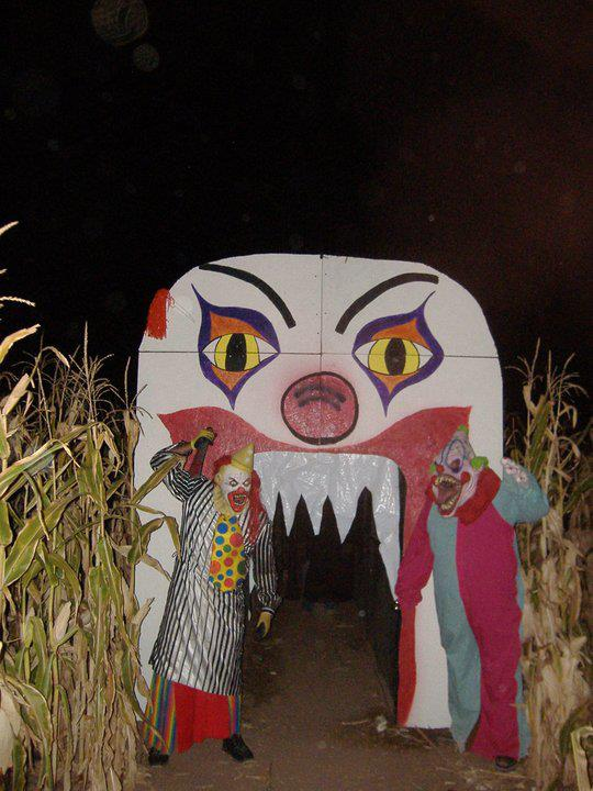 These 10 Haunted Houses In Colorado Will Terrify You