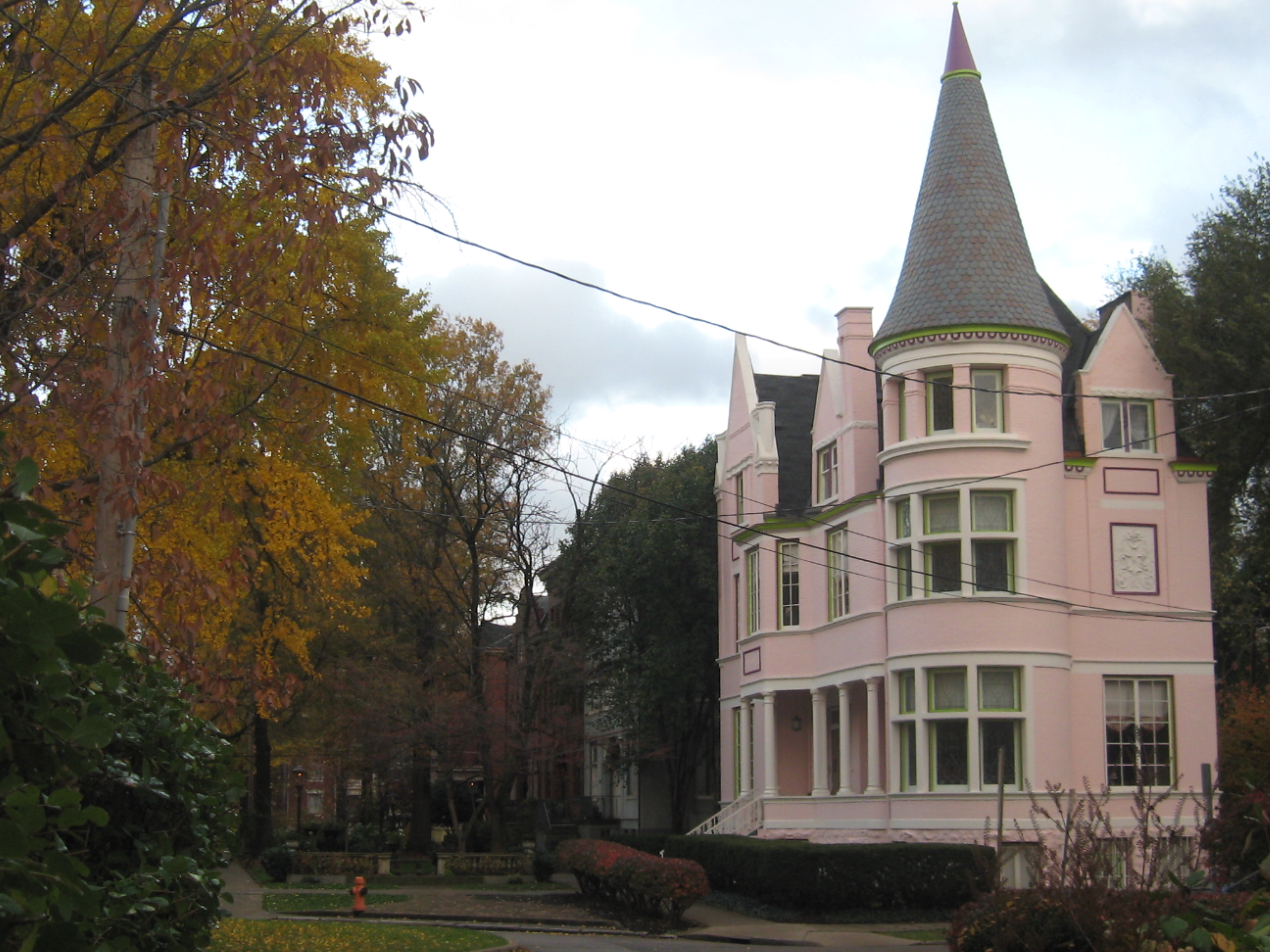 The Most Haunted Victorian Neighborhood In America