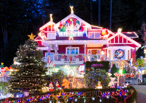 11 Magical Christmas Displays In Kentucky