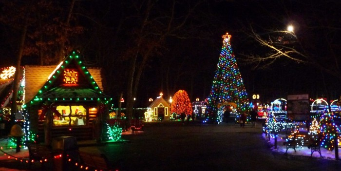 These 14 Places In New Jersey Have The Best Christmas