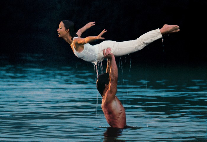 1. Dirty Dancing, Lake Lure