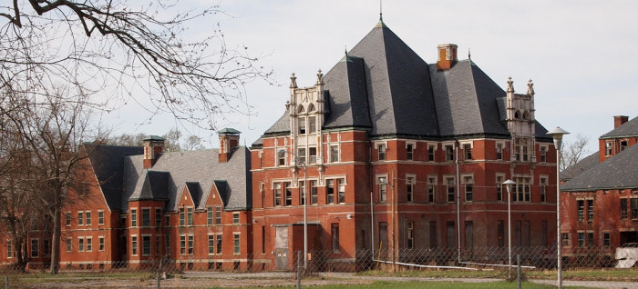 7. Connecticut: Norwich State Hospital, Norwich