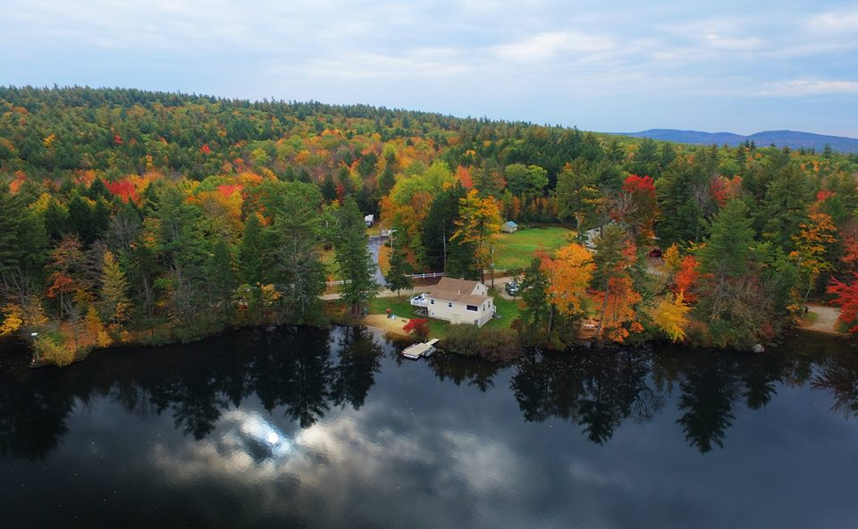 12 Beautiful Aerial Views Of New Hampshire
