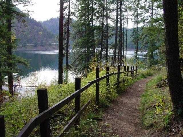Mineral Ridge Loop, Coeur d'Alene