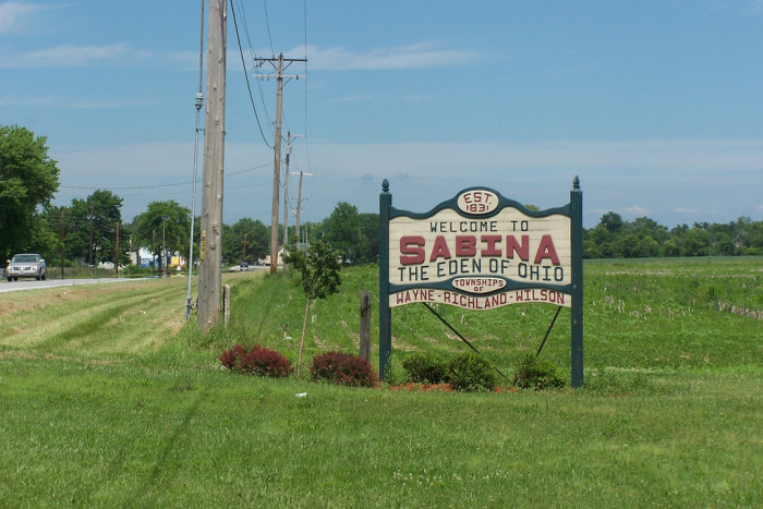 12 Small Towns In Ohio Where Everyone Knows You