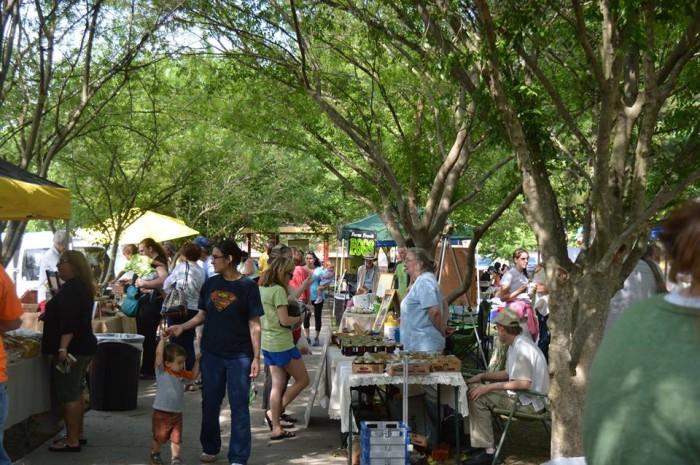 Park Great Market Farmers