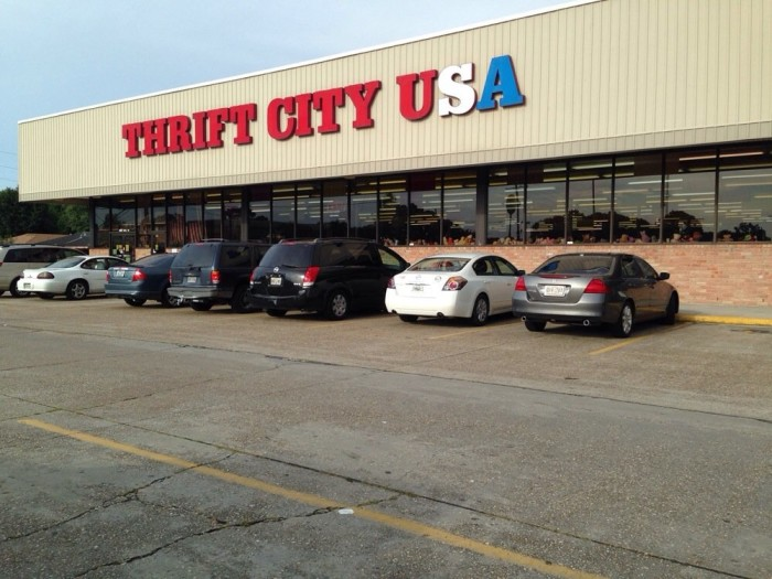 11 Awesome Thrift Stores In New Orleans
