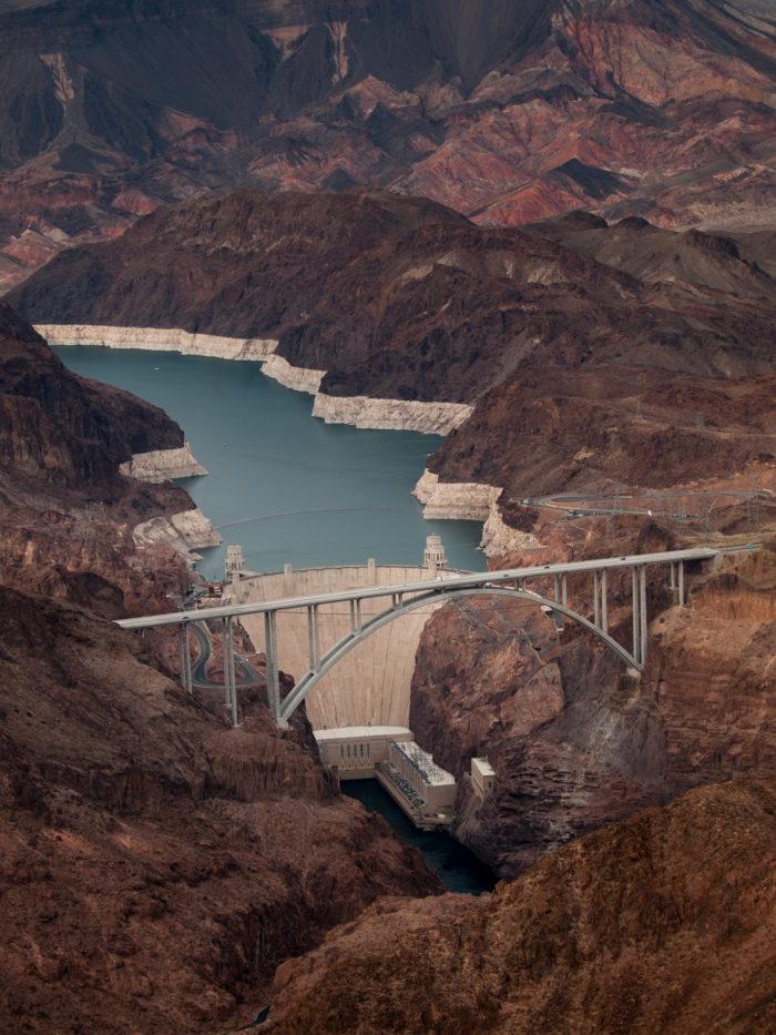 9. Visit Hoover Dam.