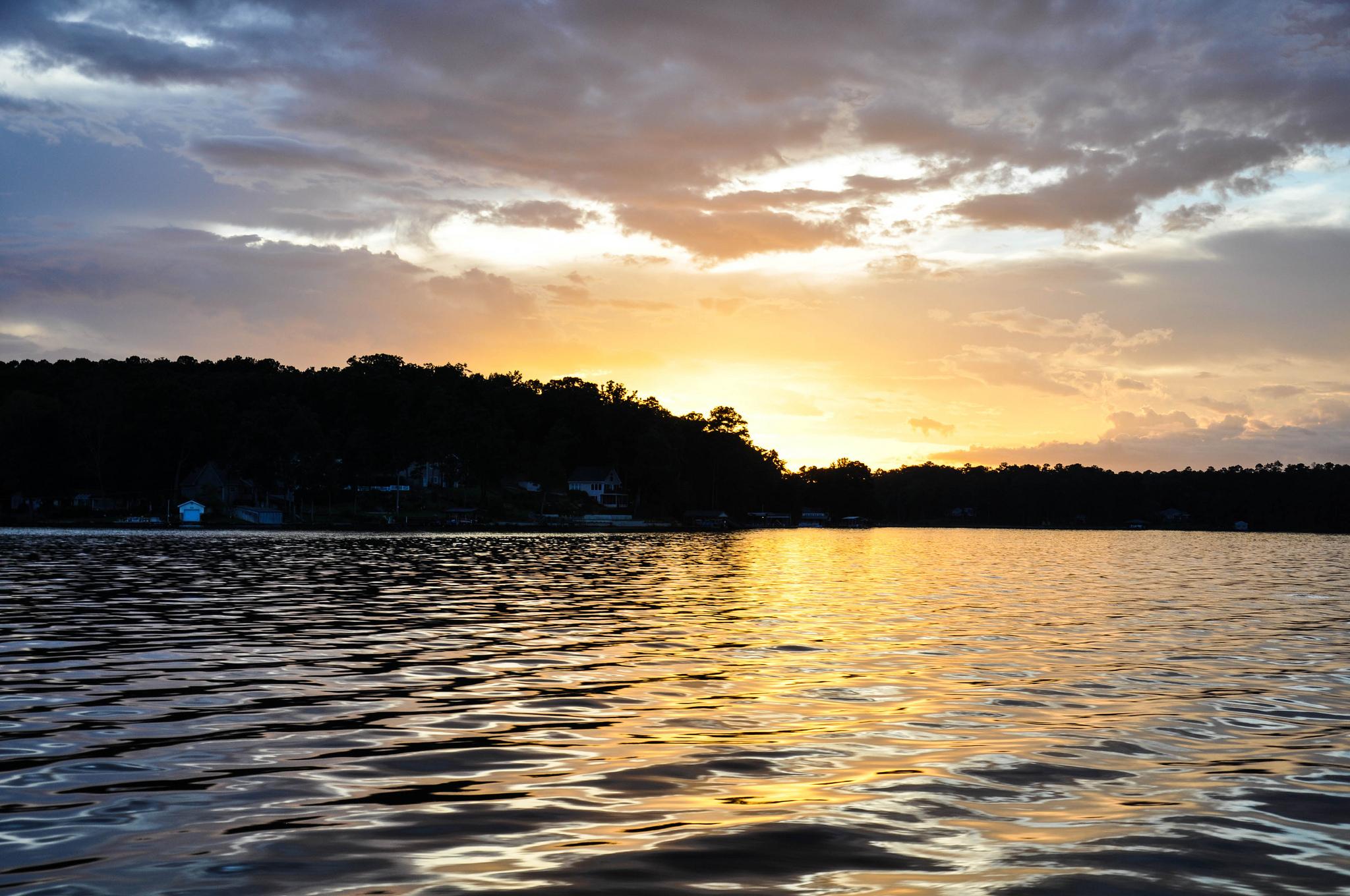 Popular Lakes Georgia
