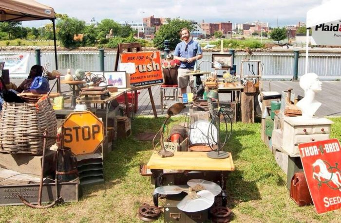 8 Great Flea Markets In Rhode Island