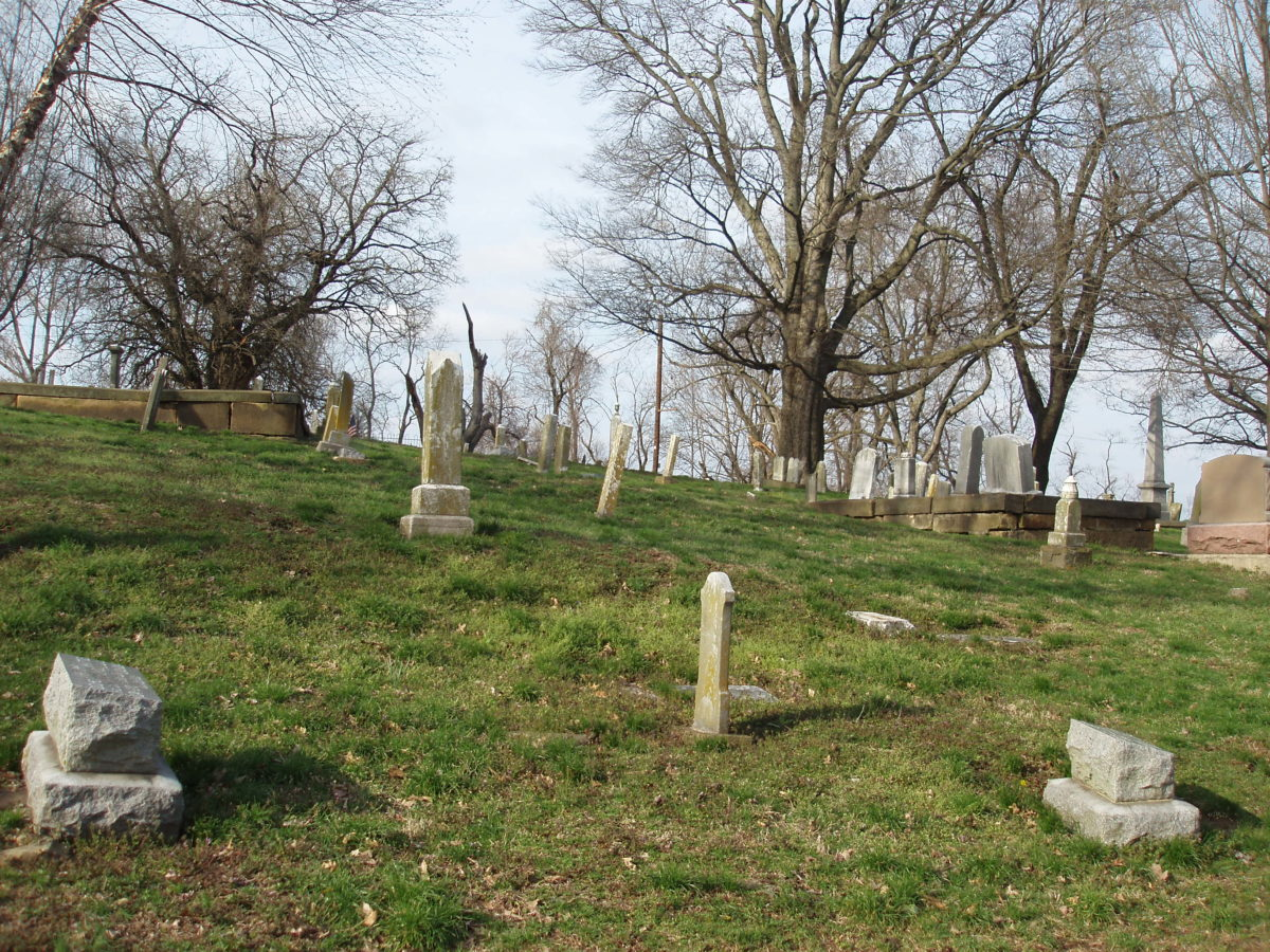 Old Graveyards Indiana