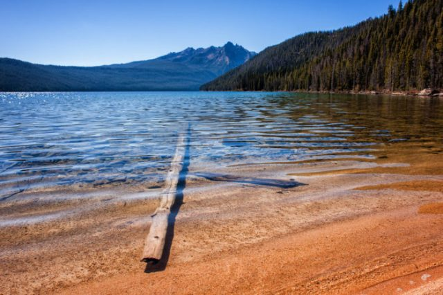 3. Redfish Lake, Stanley